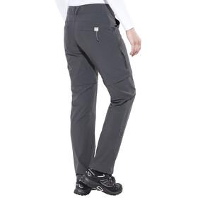 The North Face Exploration Convertible Pants Women Short asphalt grey